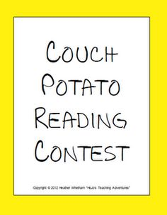 FREE reading challenge idea and activities!! Great for Screen Free Week or any time you want a little boost in at home reading!