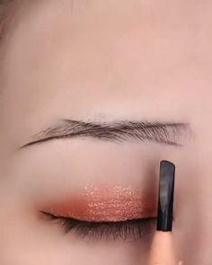 Contour Makeup, Makeup Dupes, Eyebrow Makeup, Eyeshadow Makeup, Makeup Eye Looks, Eye Makeup Steps, Beauty Makeup, Hair Makeup, Hair Color Techniques