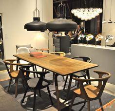 Top 5 Tafels op Woonbeurs Biënnale Interieur 2014 Kortrijk   Fotografie STIJLIDEE Interieuradvies en Styling via www.stijlidee.nl