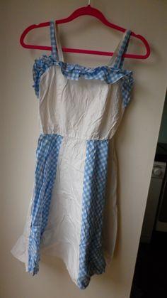 baby blue frill  mesfringues.blogspot.com