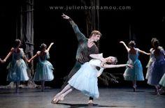 Karl Paquette, Ludmila Pagliero, Credit Julien Benhamou