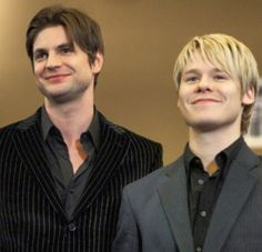 . Brian E Justin, Randy Harrison, Brian Kinney, Gale Harold, Queer As Folk, Gay Couple, Smile Face, Beautiful Men, Fangirl