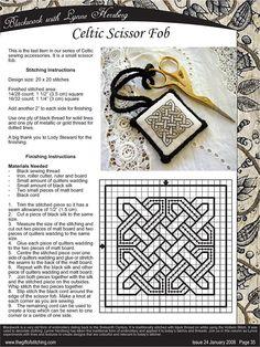 BLACKWORK-esquemas (pág. 9) | Aprender manualidades es facilisimo.com