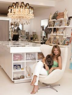 My BFF Jennifer Miller in her jewel box shop in Easthampton. and of course with her yummy Goobers on her lap.