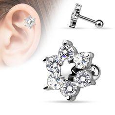 helix smycke ring