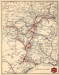 15 Best MKT images in 2019   Kansas, Missouri, Trains Katy Railroad Denison Tx Map on map jacksboro tx, map whitesboro tx, map mcallen tx, map of bryan tx, map waxahachie tx, map jefferson tx, map plano tx, map aledo tx, map abilene tx, map waco tx, map midland tx, map little elm tx, map of bonham tx and surrounding areas, map columbus tx, map gilmer tx, map amarillo tx, map texas tx, map devine tx, map allen tx, map of canyon city tx,
