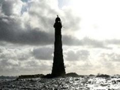 Image of Skerryvore lighthouse Building A Dock, Cubic Foot, Deep Sea, Tower, Lighthouses, Places, Scary, Image, Beautiful