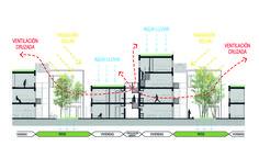 Galería de Primer Premio Concurso de anteproyectos para la relocalización de…
