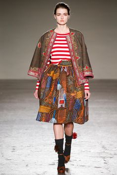 Stella Jean | Fall 2015 Ready-to-Wear Collection | Style.com
