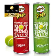 These are not tennis balls!  LOL!