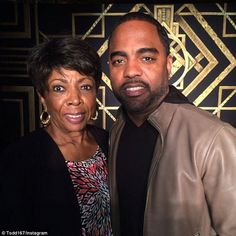 RHOA Star Todd Tucker Lost His Mom Today RIP Miss Sharon - http://urbangyal.com/rhoa-star-todd-tucker-lost-mom-today-rip-miss-sharon/ #toddtucker #RHOA