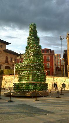 Árbol de la sidra, Gijón.