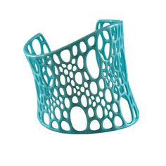 Nervous System Cuff Turquoise, $45,Fab.