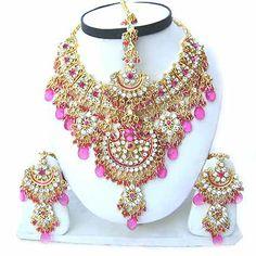 Diamond Bridal Jewelry Set NP-59