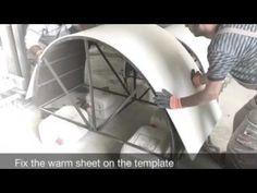 UranusMayse thermoforming solid surface
