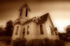 Ashford Memorial Methodist Church in Watkinsville