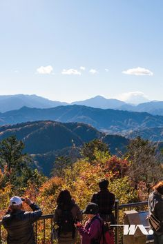 Gunung yang juga dikenal dengan nama Gunung Takaosan ini merupakan salah satu gunung yang populer di Jepang. Gunung Takao adalah gunung yang tidak terlalu tinggi dan terbilang mudah untuk mendakinya. Terdapat beberapa jalur yang bisa Anda pilih untuk mendaki gunung.  Anda juga bisa menikmati pemandangan dengan menggunakan kereta gantung yang akan membawa Anda sampai ketengah pendakian. Disana juga terdapat sebuah kuil yang bisa Anda singgahi, bernama Kuil Budha Yakuoin.