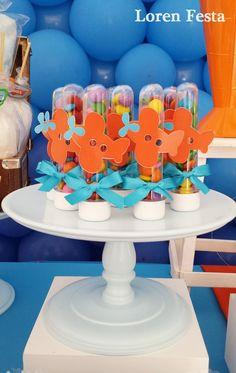 Trabalhamos com festas  e kits personalizados,montagem de festas para são paulo e região. Despachamos kits para todo o Brasil. Planes Birthday, Planes Party, 1st Boy Birthday, 1st Birthday Parties, Candy Theme Birthday Party, First Birthdays, Baby Shower, Crafts, Bernardo