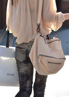 Nude... I love the bag btw