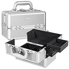 wish i had one of these and about 500 bucks to fill with all the make up i could dream of.