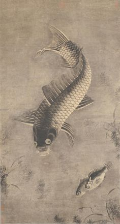 Philadelphia Museum of Art - Collections Object : Carp. Chinese painting.