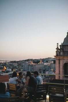 rooftop - lisbon - by ardemonia