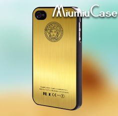 Versace phone  iPhone 4/4s/5/5c/5s Case  Black or by MiumiungCase, $15.00