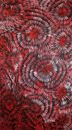 Caroline Numina Pananka | Kurrujong Bush Medicine Dreaming, 2007