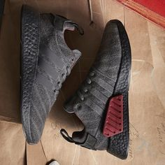 detailed look 0350d 4df4d Size? Henry Poole x adidas Originals NMD R2 #eukicks ...