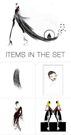 """T.K"" by ti-ka ❤ liked on Polyvore featuring art"