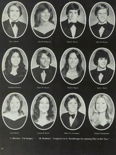 1971 glen oaks high school yearbook via classmates favorite