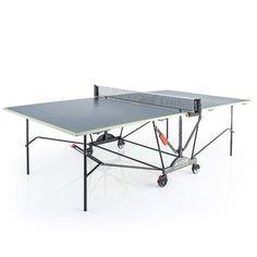 Kettler Axos Outdoor 1 pingispöytä ulkokäyttöön. Hyvä kestävä säätäkäkestävä pingispöytä Kettleriltä.  Tutustu: http://www.tasapeli.fi/product/409/pingispoyta-kettler-axos-outdoor-1 #pingispöytä