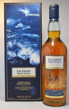 Talisker Neist Point 45,8% Whiskey Or Whisky, Whisky Shop, Single Malt Whisky, Scotch Whiskey, Irish Whiskey, Alcohol Spirits, Bourbon Drinks, Home Brewing Beer, The Best