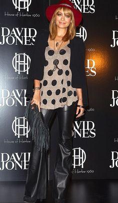HOT OR NOT NICOLE RICHIE DEBUTS CLOTHING LINE AT DAVID JONES (GLAMURBNISTA1.WORDPRESS.COM)