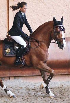 equestrian chic  http://markdsikes.com/2012/09/10/equestrian-chic/