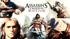 Assassin's Creed IV Black Flag Wallpaper HD by SaSuRaLoVe.deviantart.com on @deviantART