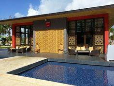 Zen Restaurant at Royalton White Sands Resort in Falmouth, Montego Bay Jamaica