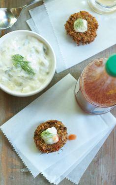 The Professional Palate - The Professional Palate Blog - {the recipe redux} little fishcakes