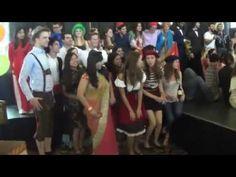 I-House Global Homecoming 2015 International Fashion Show