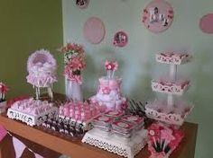 Resultado de imagem para bolos para festa chá de bebe simples