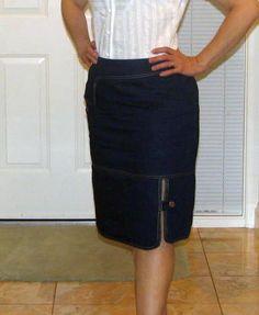 modelos de faldas de blue jeans - Buscar con Google