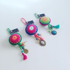 *****This listing is for a PDF crochet pattern NOT a finished item. Love Crochet, Diy Crochet, Crochet Flowers, Crochet Toys, Crochet Keychain, Crochet Earrings, Yarn Crafts, Diy And Crafts, Crochet Christmas Ornaments