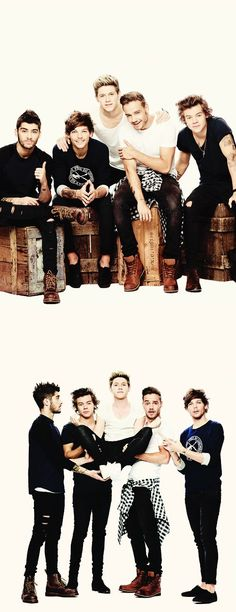 Respect points up! Click through to check out the tally #OneDirection
