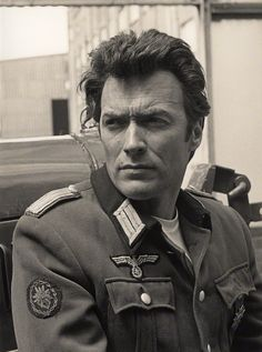 Clint Eastwood, by Lewis Morley, 1969 © e / National Portrait Gallery, London