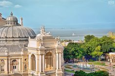 Odessa 2010 by Tars1s Places To See, Places Ive Been, Ballet Theater, Theatre, Perfect Place, Taj Mahal, Opera, Tourism, Around The Worlds