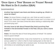 Adam and Eddy talk about Captain Swan