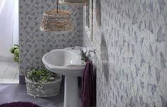 Koupelny Sink, Vanity, Bathroom, Retro, Home Decor, Sink Tops, Painted Makeup Vanity, Washroom, Homemade Home Decor