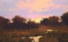 """Ending the Day"" - Originals - All Artwork - Don Hamilton 