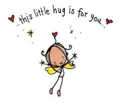 Fairy - This little hug is for you