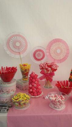 Detalles Candy Bar para Primera Comunión